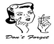 REMINDER Clipart Free Images