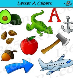 letter a objects clipart [ 1800 x 1736 Pixel ]