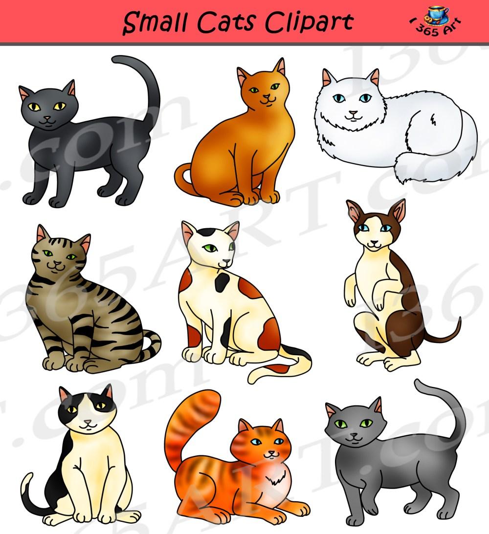 medium resolution of cat clipart image