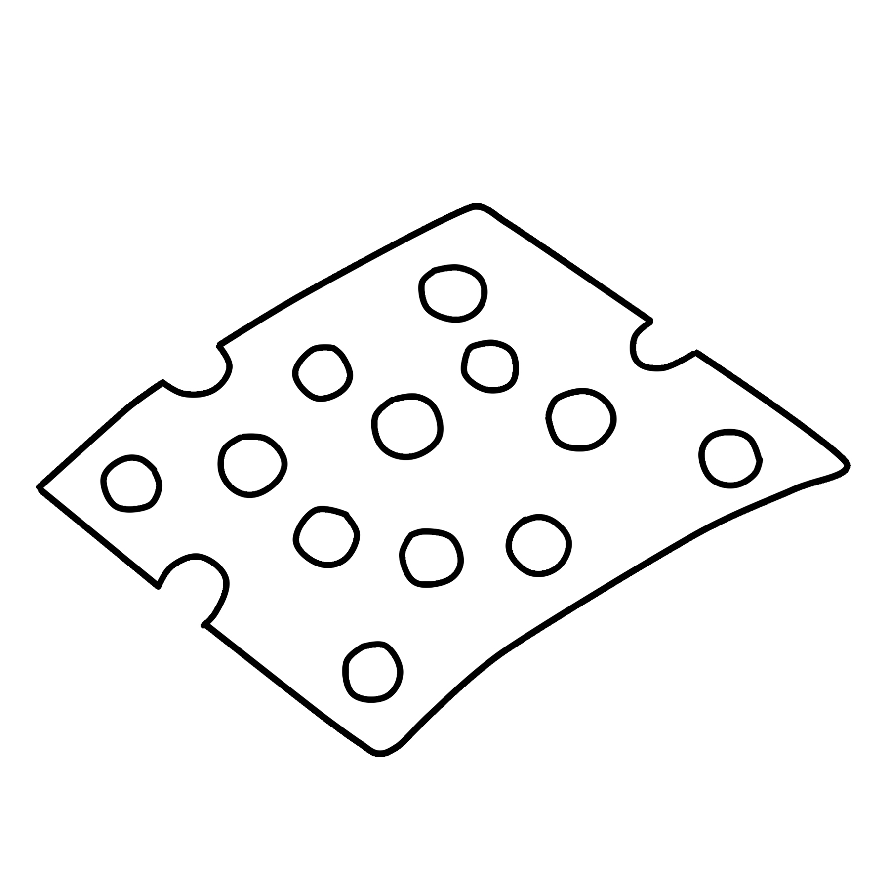 Clipart Cheese