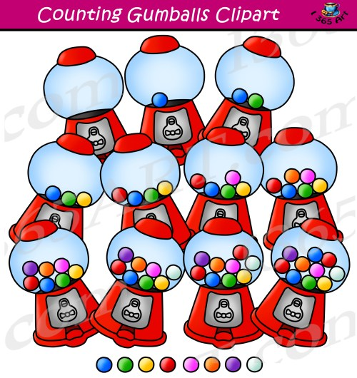 small resolution of gumball machine clipart