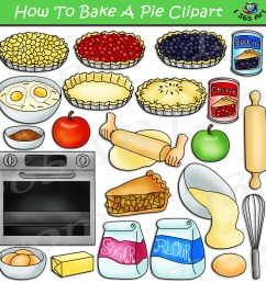 how to make a pie clipart [ 1800 x 1849 Pixel ]