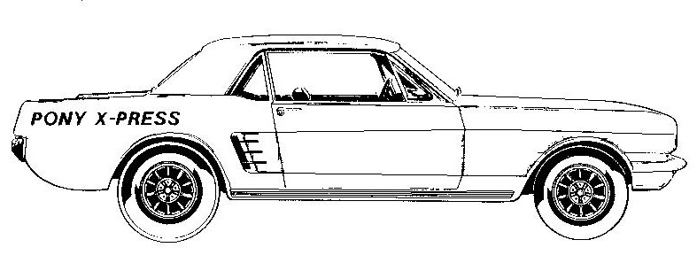 Library of 1965 ford falcon profile picture black and