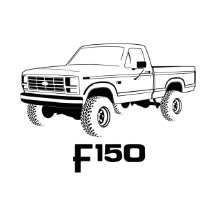 Library of 1986 ford f150 picture transparent download png