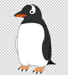 penguin clipart adelie gentoo clip graphic ad bird king