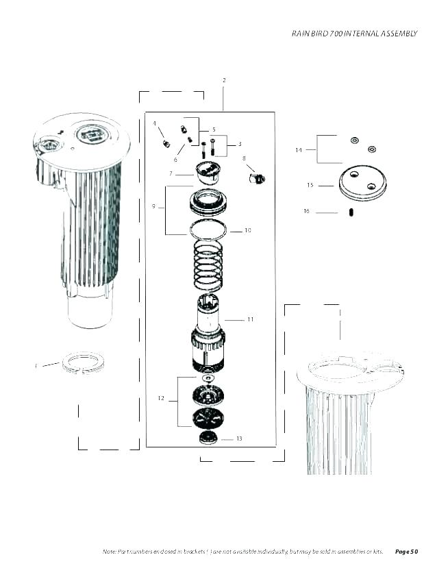 Library of adjusting sprinkler heads image royalty free