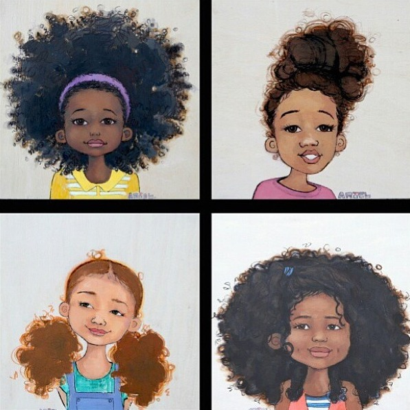 Library Of African American Natural Hairstyles Picture Free