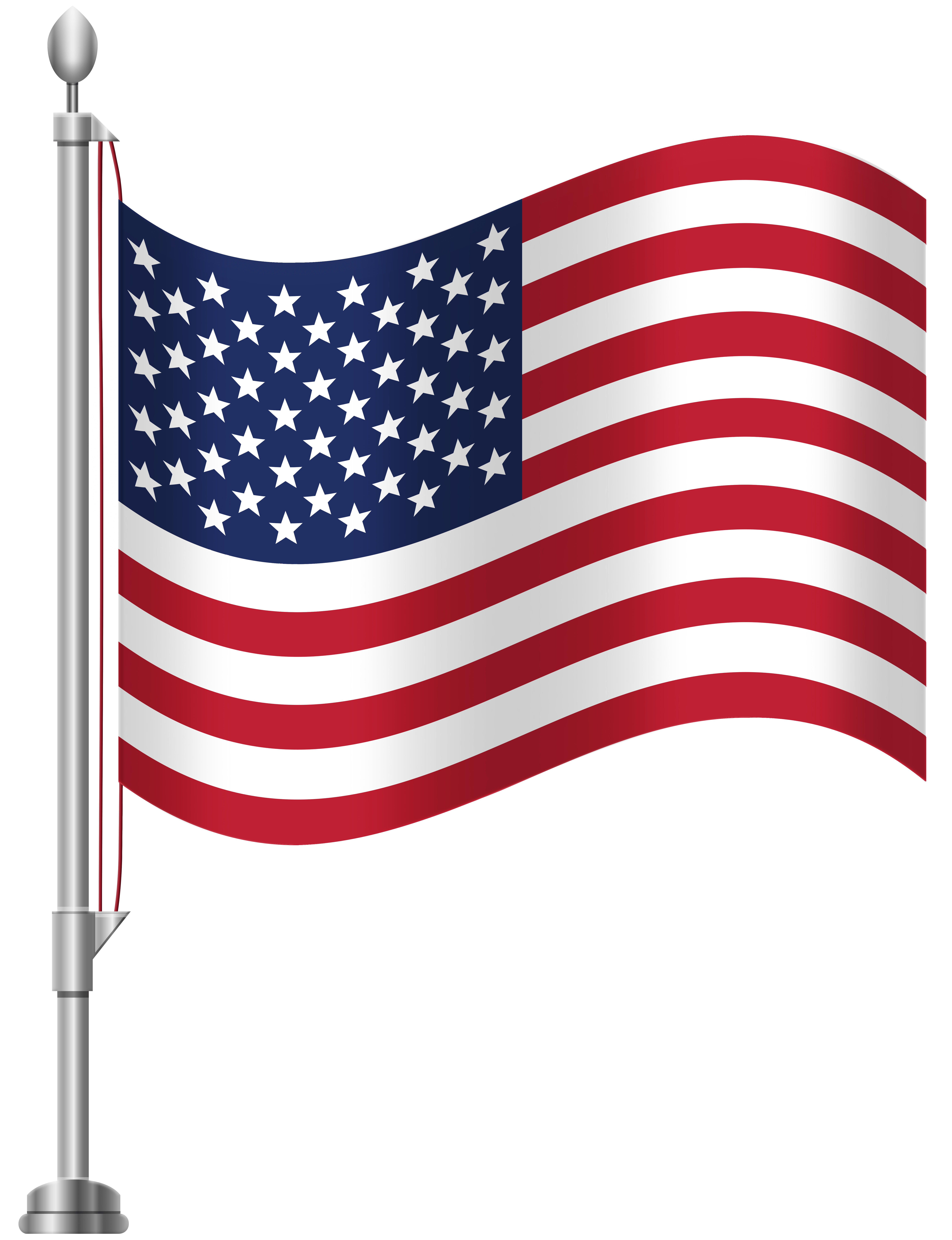 American Flag Clipart Png : american, clipart, Library, American, Banner, Freeuse, Download, Files, ▻▻▻, Clipart