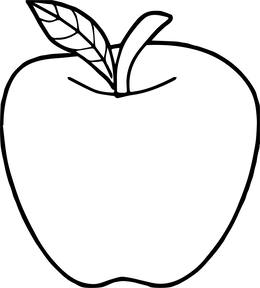 Library of apple colorin picture freeuse png files Clipart