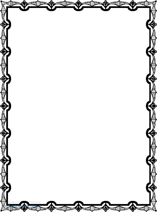 Arabic Border Png : arabic, border, Library, Arabic, Clipart, Royalty, Borders, Files, ▻▻▻