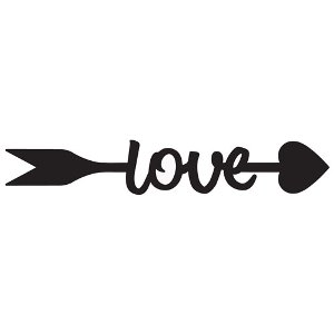 Download Library of arrow of love banner transparent png files ...