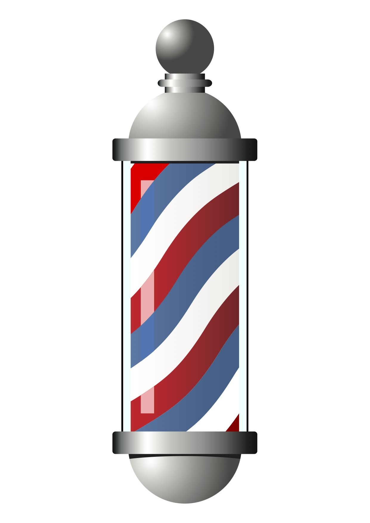 Lampu Barbershop Png : lampu, barbershop, Library, Banner, Download, Barber, Files, ▻▻▻, Clipart