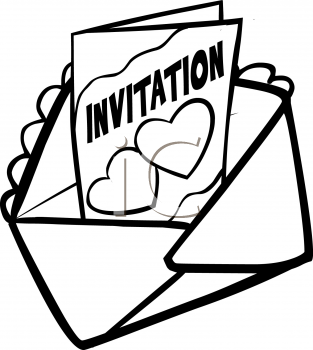 Library of invite graphic library library png files