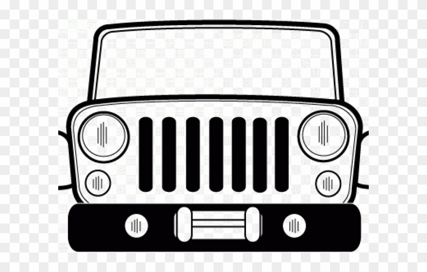 Library of jeep 2018 clip art stock png files Clipart Art 2019