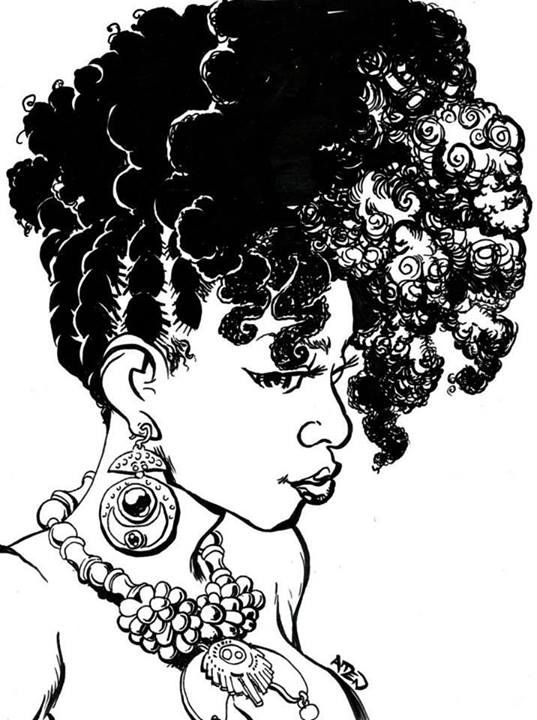 Library Of Black Girl Hairstyles Braids Picture Royalty Free Stock
