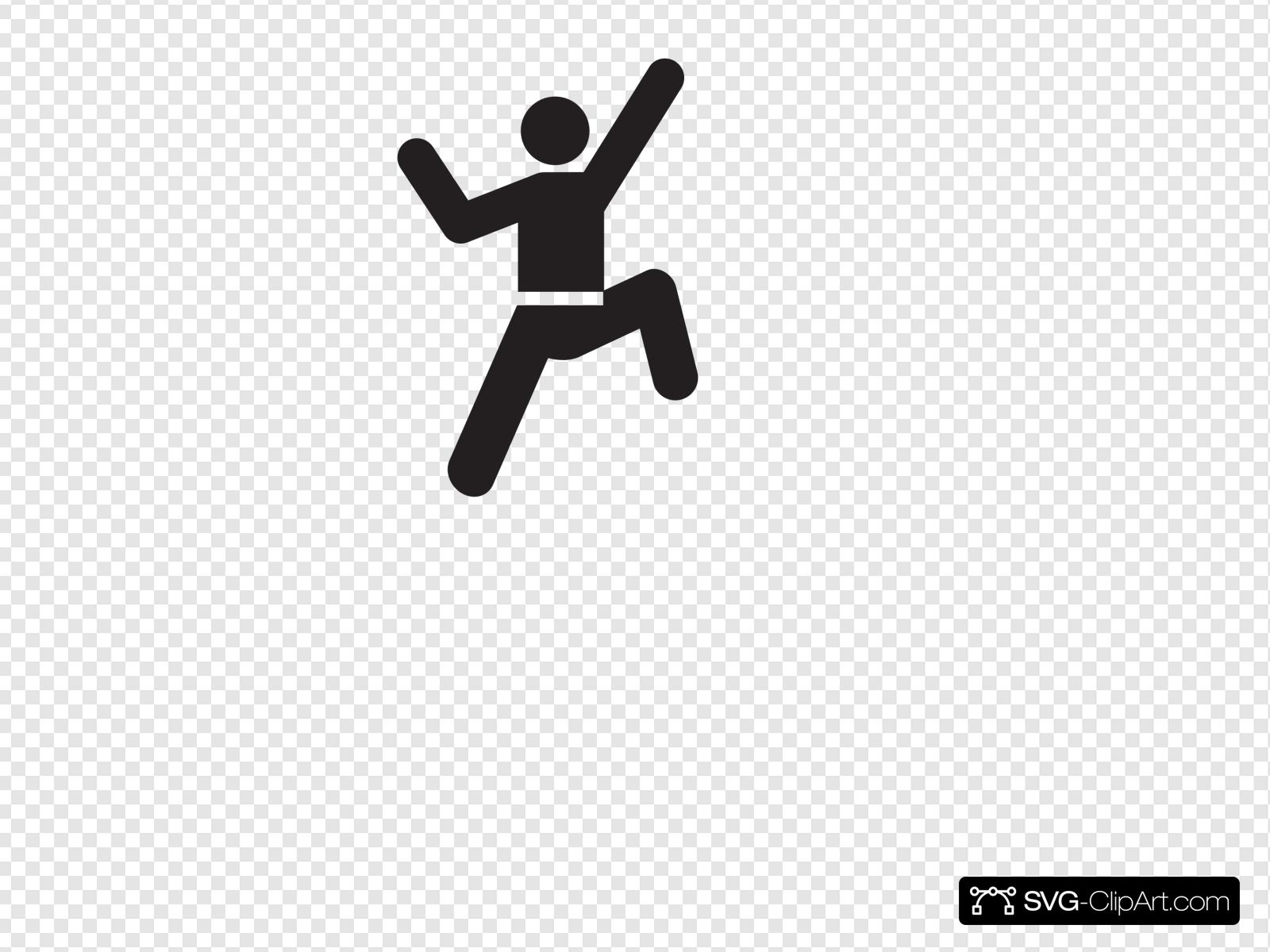 Library Of Climbing Man Download Files Clipart Art