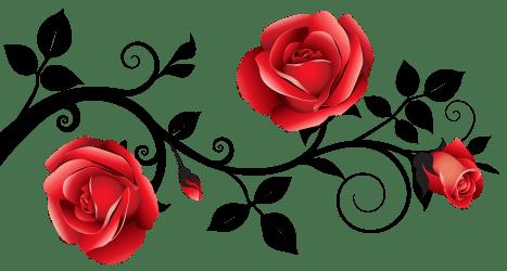 clipart flower roses cricut transparent decorative rose svg library yopriceville