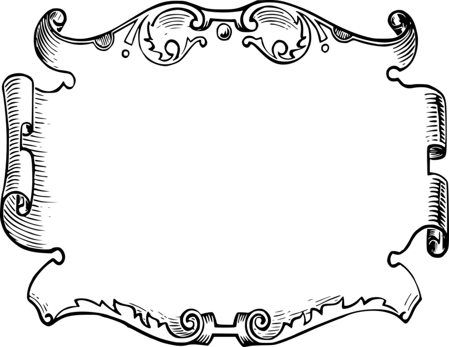Library of clip art free library rahmen png files Clipart