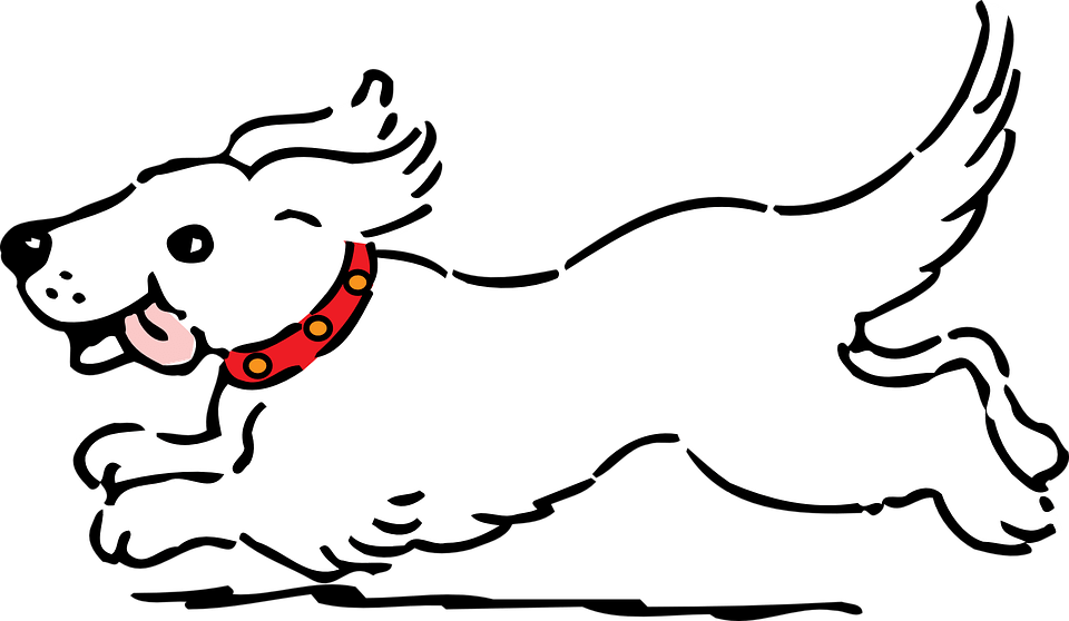 Library of excited dog picture library png files Clipart