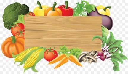 Library of vegetable garden image freeuse download border