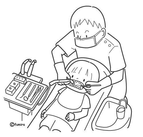 Library of community helper dentist jpg library download