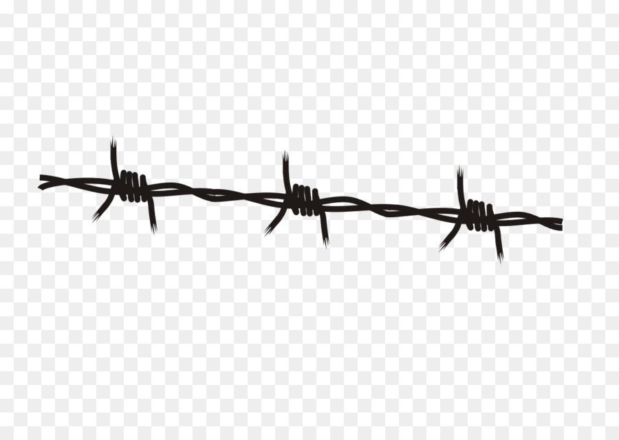 Library of concertina wire clip black and white png files