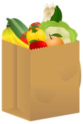 grocery clipart bag clip bags shopping shoping library clipground feed clipartmag uptown south