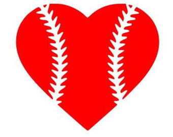 Download Library of free baseball heart graphic royalty free png ...
