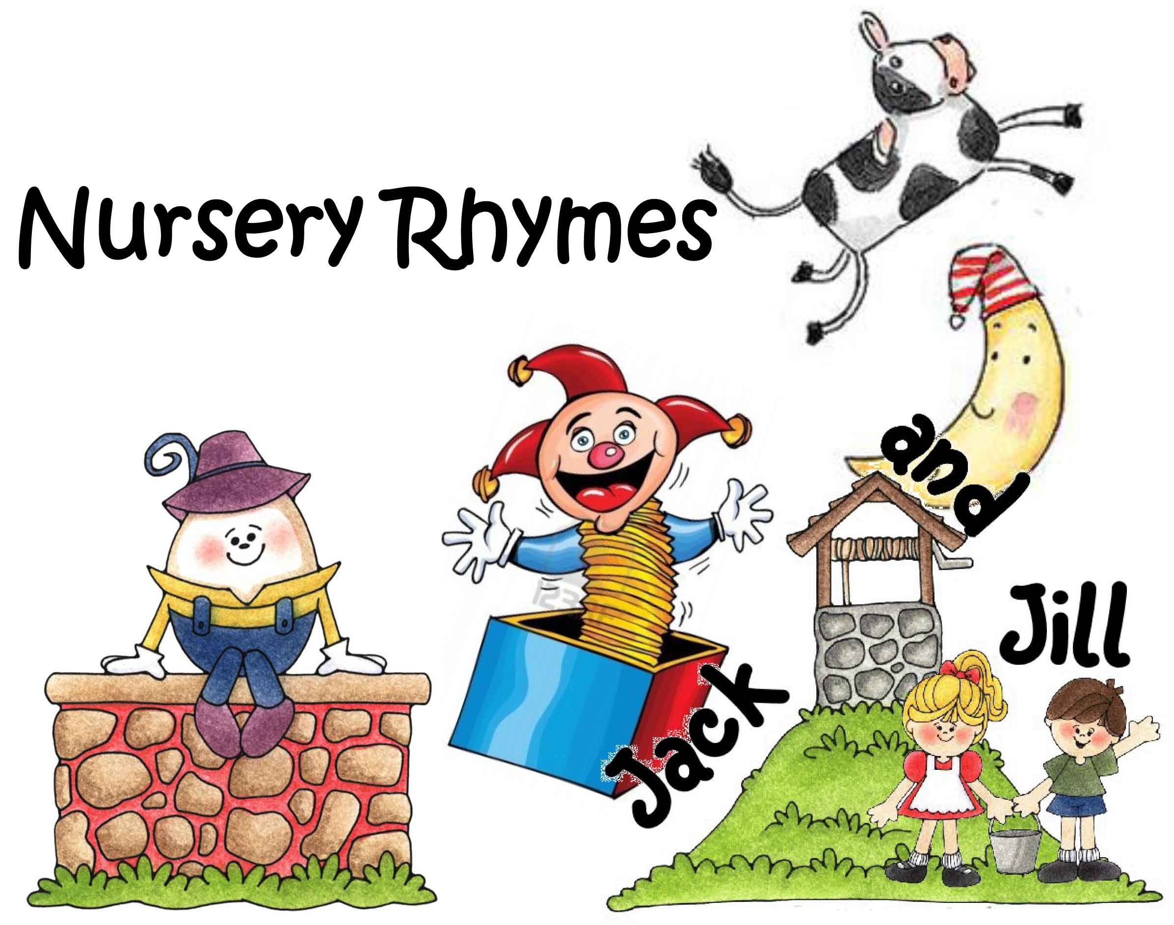 Library Of Rhyme Graphic Freeuse Files Clipart Art