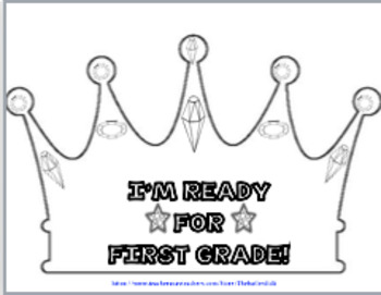 Library of i am ready for first grade clip art transparent
