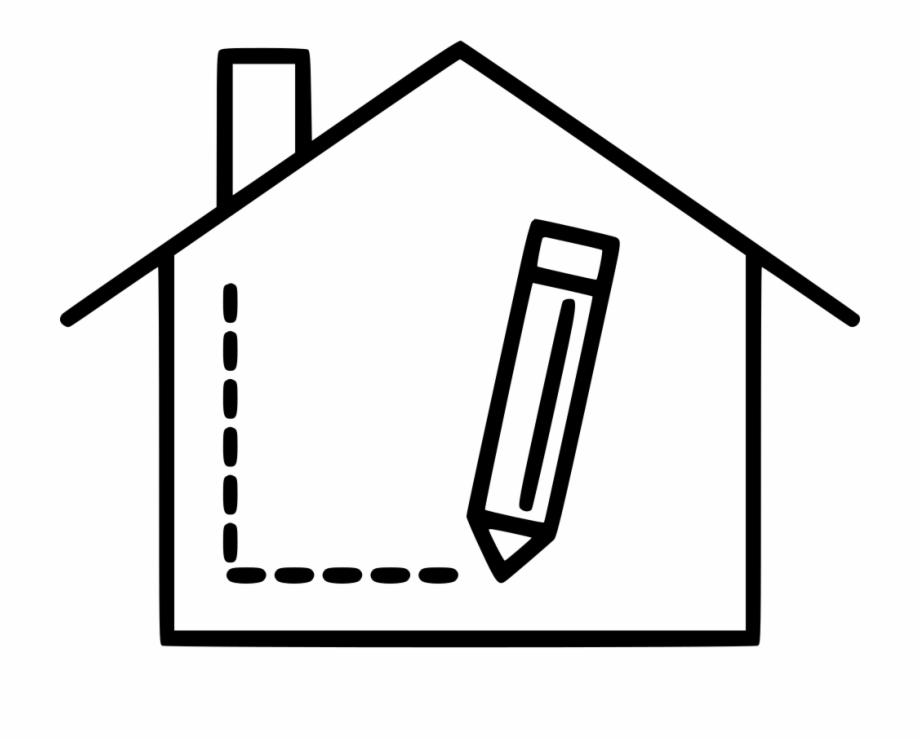Minimalist House Design: Interior House Design Clipart