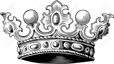 crown king illustration vector clipart valuable kings royalty golden illustrations depositphotos shutterstock