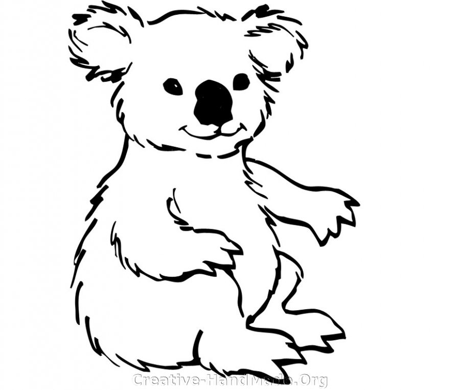 Library of koala with the baby clipart transparent stock