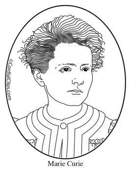 Library of marie curie clip art free download png files