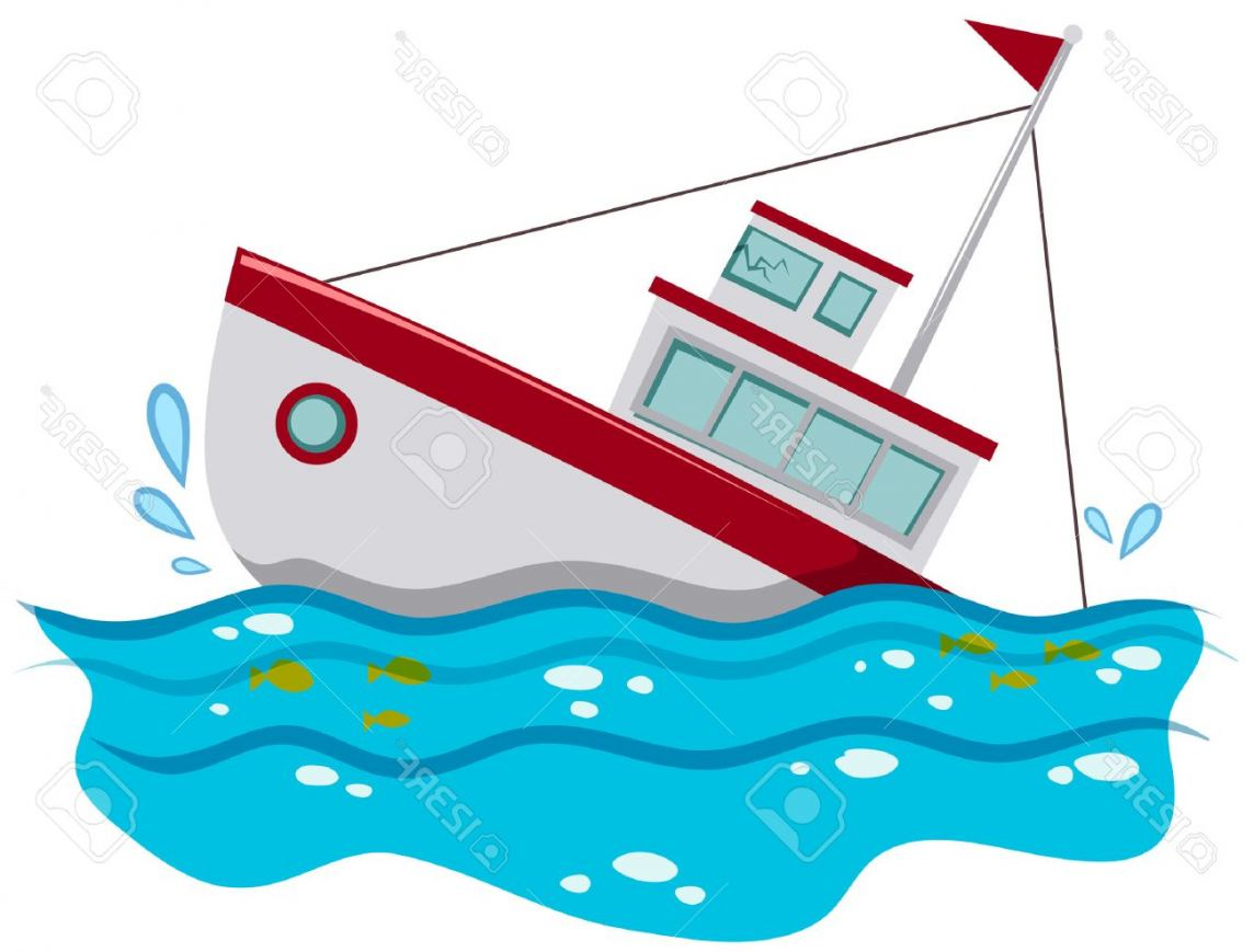 Library Of Sinking Ship Game Vector Transparent Stocks