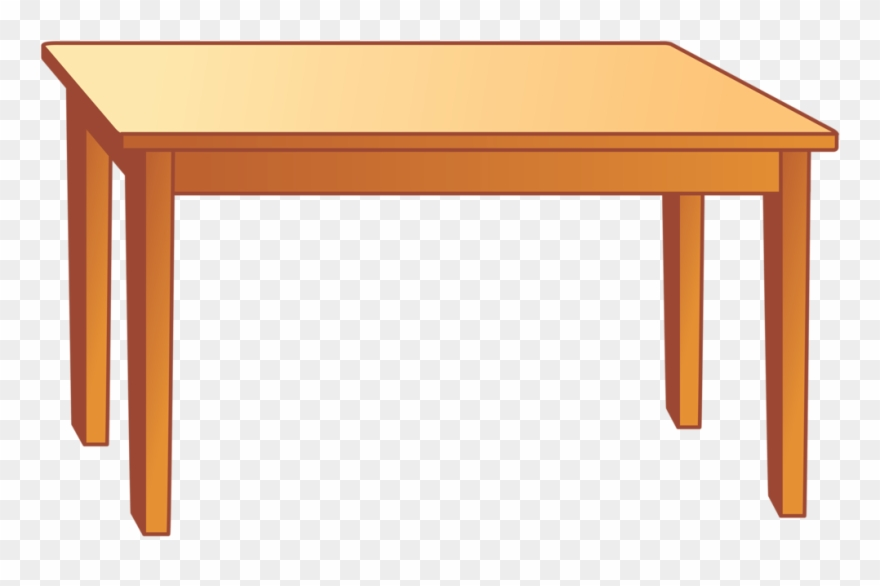 Library of table images clip download png files Clipart Art 2019
