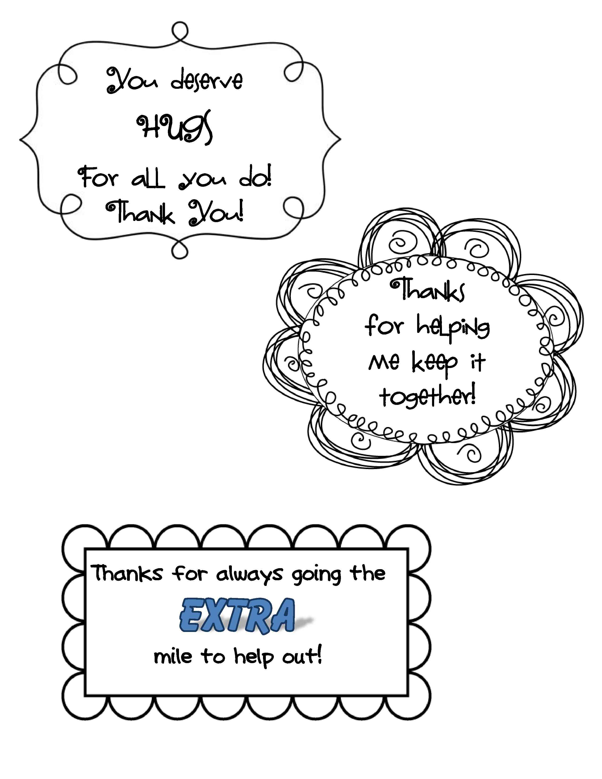 Library of thanks for going the extra mile gum clipart