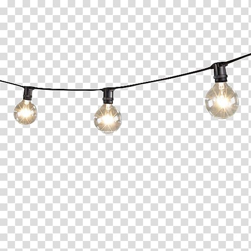 Library of transparent string lights jpg royalty free png
