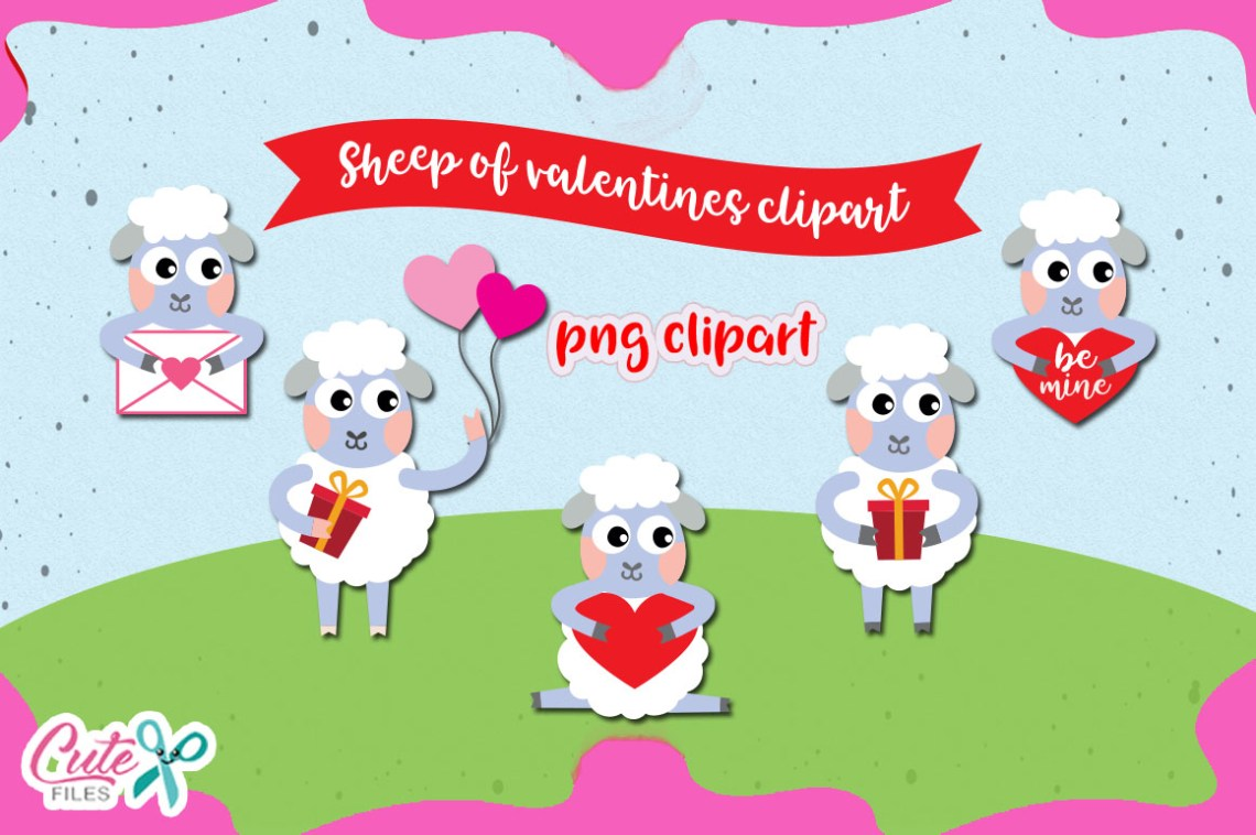 Download Library of valentine animals clip transparent stock png ...
