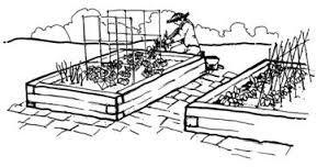 garden clipart vegetable gardening clip result backyard nz gardenpicdesign rows library google