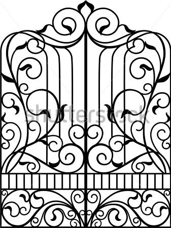 Library of victorian door jpg library stock png files