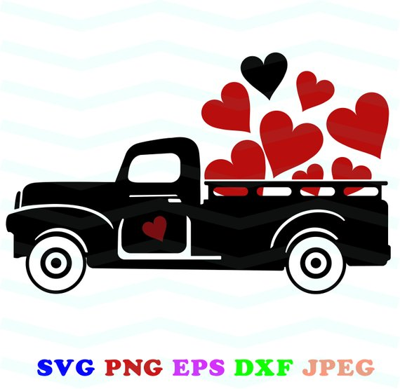 Download Library of vlaentines dump truck clip art black and white ...
