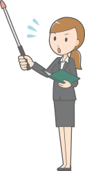 clipart lecture teacher cartoon woman transparent library