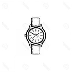 vector wrist clipart hand drawn photostock clip vectorified