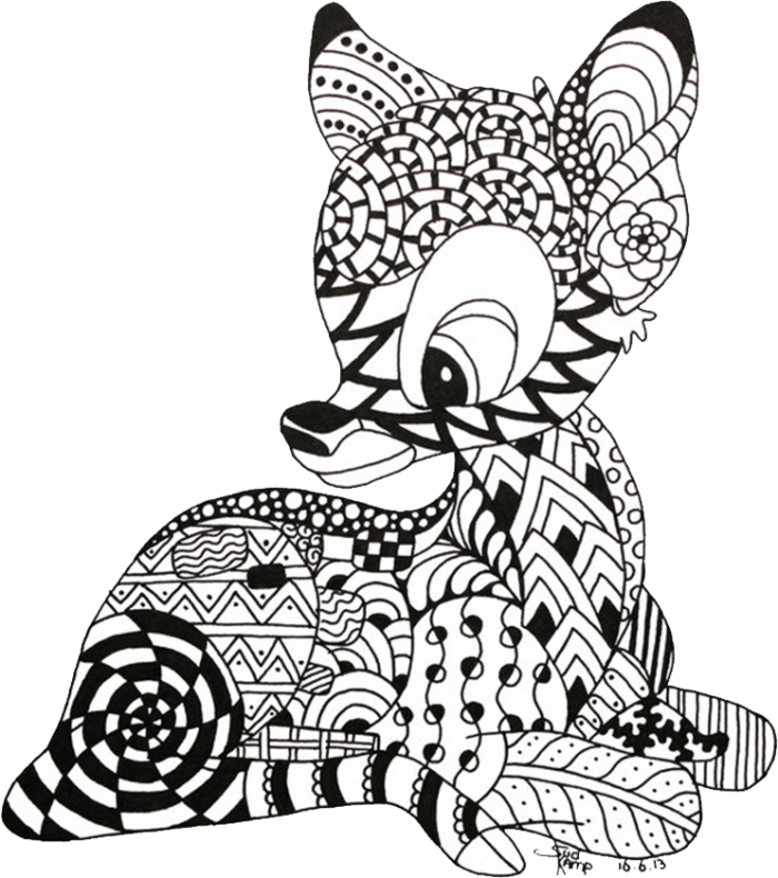 Library of zentangle art clip art transparent download png