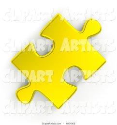 3d 3d golden jigsaw puzzle piece by shazamimages artist 133 [ 1024 x 1044 Pixel ]