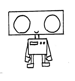 robot drawing simple outline easy draw janet webster drawings number paintingvalley kara lawrence sarah radio clipart computer clip learning designs