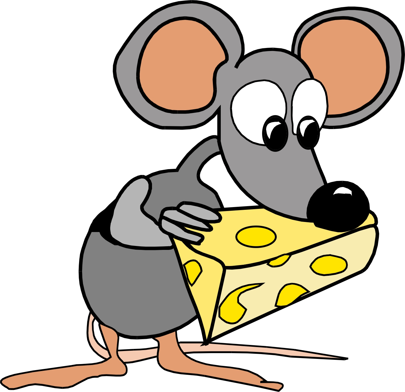 Cartoon Mouse Pictures  Clipart Best