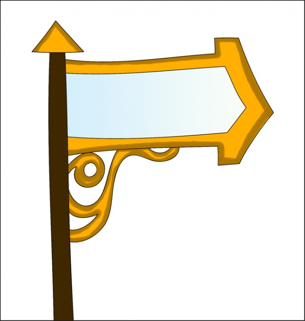 Cartoon Street Signs  Clipart Best
