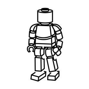 robot outline simple clipart lego cliparts line open clip robotics platform library source designs clipground fujitsu hoap copy favorites